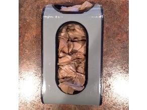 Poop Bag (Grocery Bag) Holder