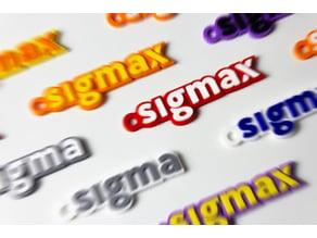 BCN3D Sigma & Sigmax keychain