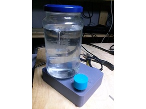 DIYbio Magnetic Stirrer