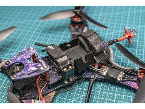 Wondrous Drones Yin Yang battery protection mount