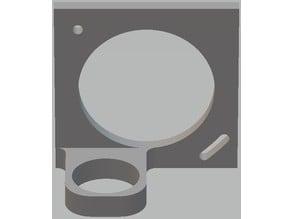 Anet A8 Auto Level Sensor Mount