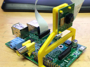 Raspberry Pi Camera mount
