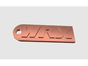 WRX Key Chain