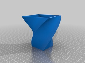 My Customized Square Vase, Cup, and Bracelet Generator
