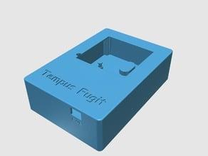 Tempus Fugit Word Clock Case