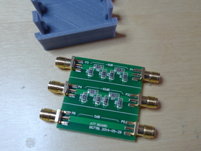 Case for BG7TBL attenuator board