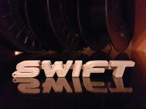 3DJ - suzuki swift - key chain