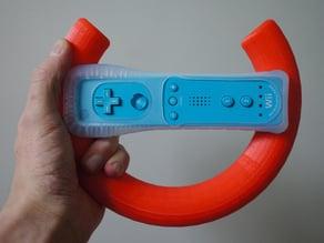 Wii racing wheel