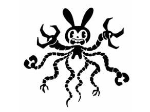 Oswald stencil