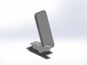 batman logo iphone holder
