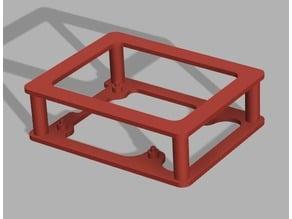 Modular Raspberry Pi Cluster Case