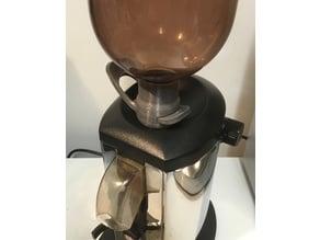 Bean Hopper Chute Shutter Stopper Baffle for Iberital Challenge Coffee Grinder