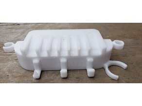 Soap Dish Caddy (for use with old ceramic soap dishes)