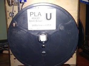 Ultimaker Filament Spool Brackets