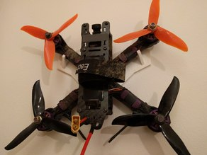 Stylish Drone Wall Mount for 5in & 2in frames