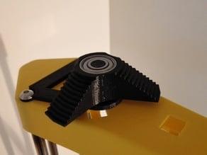 Printrite horizontal spool holder
