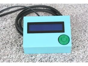 Arduino lcd shield case