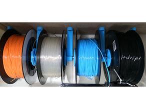 Customizable Universal H/V Spool Holder - J Holder