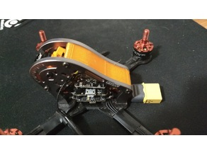 GepRC MX3 Sparrow Top Cover ( now with linear antenna mount)