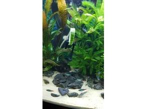 Fish Tank aquarium Cucumber/vegetable hook.