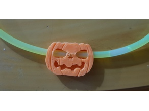 Halloween Globobs Pumpkin