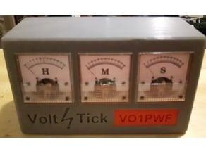 Volt Tick Clock