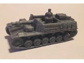 Bison (15cm sIG33 auf Panzer II) (1/100)
