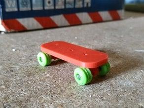 Skateboard toy