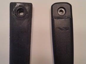 Yaesu VX-2R belt clip