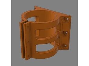 Support moteur RS-CNC 65mm