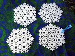 Recursive Snowflakes