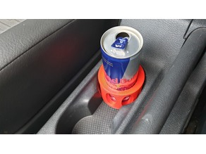 Red Bull Cupholder fix