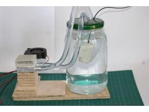 Air conditioner - air block