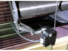 Sidewinder X1 Filament Sensor Bracket