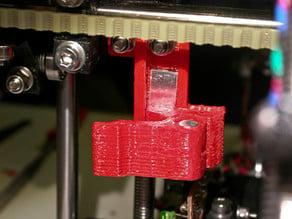 Z-Flag rapid adjuster for Reprap Mendel