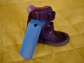 Customizable Shoe Horn