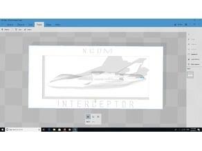 xcom interceptor wall mount