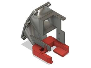 Lüfterhalterung 40x40 für Extruder + Hotend
