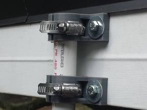 "PVC Pipe Clamp (3/4"")"