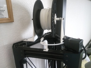 Spool stand for kossel mini