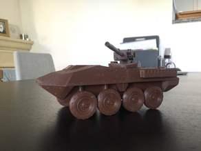 Stryker M1128 Mobile Gun System Battlefield