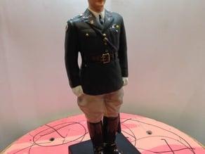 TEXAS A&M Figurine / Statue 3D Scan