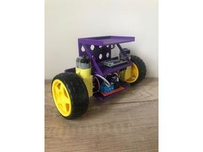 Customizable Self Balancing Arduino Robot ( Easy to Print)
