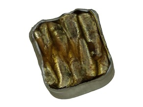The Oiled Sardine