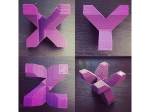 XYZ Sculpture