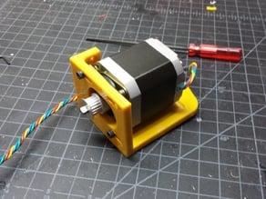 Makerfarm I3V or I3 8 Inch Y-Motor Bracket for Dampener