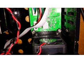 Tronxy X3 Controller Cooling Fan