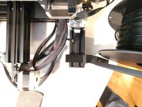 Ender 3 Angled Filament Spool Holder