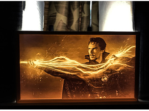 Doctor Strange Lithophane