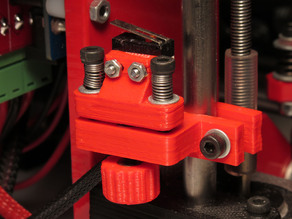 i3 Adjustable Z-Axis Micro Endstop for 8mm Smooth Rod